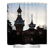 Minaret And Turret Shower Curtain