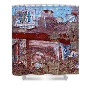 Miner Wall Art 2 Shower Curtain