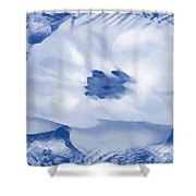 Mingles Shower Curtain