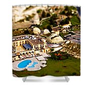 Mini Getaway Shower Curtain