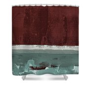 Minima - Brg01dd Shower Curtain