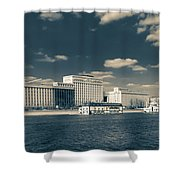 Ministry Of Defence Shower Curtain