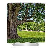 Minute Man National Historical Park  Shower Curtain