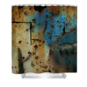 Mirage Of Malice  Shower Curtain
