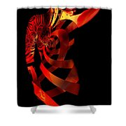 Mirari  Shower Curtain
