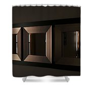 Mirror Mirror On The Wall Shower Curtain