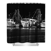 Miss Nedra And Friends 2 Shower Curtain