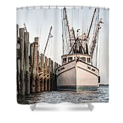 Miss Sandra - Port Royal Shower Curtain