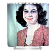 Missblueeyes Shower Curtain