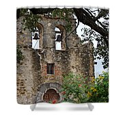 Mission In Summer Shower Curtain