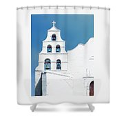 Mission San Diego De Alcala Shower Curtain