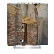 San Juan Capistrano Vi Shower Curtain