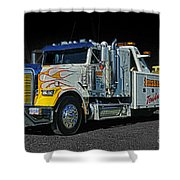 Mission Towing Hdrcatr2999-13 Shower Curtain
