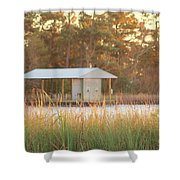 Mississippi Bayou 1 Shower Curtain