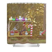 Mississippi Christmas 1 Shower Curtain