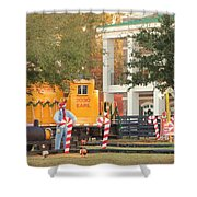 Mississippi Christmas 8 Shower Curtain