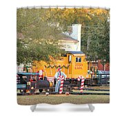 Mississippi Christmas 9 Shower Curtain