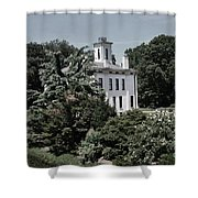 Missouri Botanical Garden-shaw Home Shower Curtain