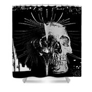 Mist Of Death Shower Curtain