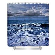 Mister Kallinski And The Sea Shower Curtain