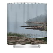 Mistified Shower Curtain