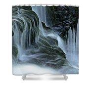 Misty Falls - 70 Shower Curtain