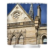 Mitchell Building University Of Adelaide Shower Curtain