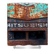 Mitsubishi Shower Curtain