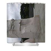 MLK Shower Curtain