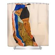 Moa Shower Curtain