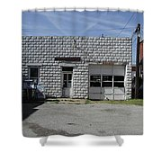 Mobil Shower Curtain