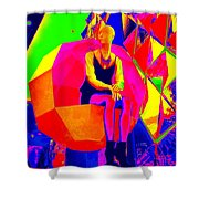 Mod Muse Shower Curtain