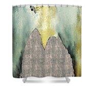 Modern From Classic Art Portrait - Mfca-spjs01ai Shower Curtain