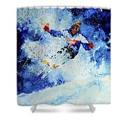 Mogul Mania Shower Curtain