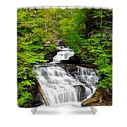 Mohican Falls Shower Curtain