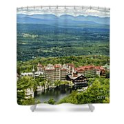 Mohonk Shower Curtain