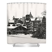 Mohonk Mountain House Shower Curtain