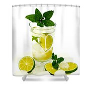 Mojito Shower Curtain