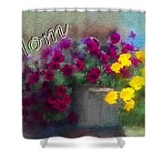 Mom Day 2014 Shower Curtain