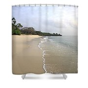 Mombassa Beach Shower Curtain