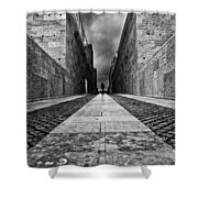 Moments Shower Curtain by Jorge Maia