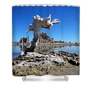 Mono Lake 5709 Shower Curtain