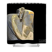Monolith By Jammer Shower Curtain