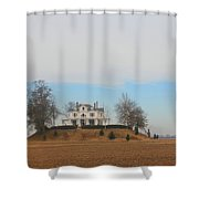 Mont Helena Rolling Fork Ms Shower Curtain