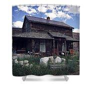 Montana Home 2 Shower Curtain