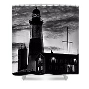 Montauk Point Shower Curtain