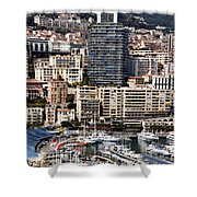 Monte Carlo Shower Curtain