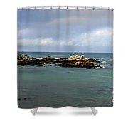 Monterey Bay Shower Curtain