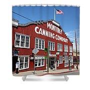 Monterey Cannery Row California 5d25045 Shower Curtain