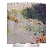 Monterey Dunes Shower Curtain
